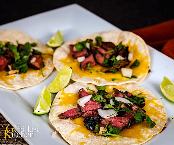 All Beef Tacos